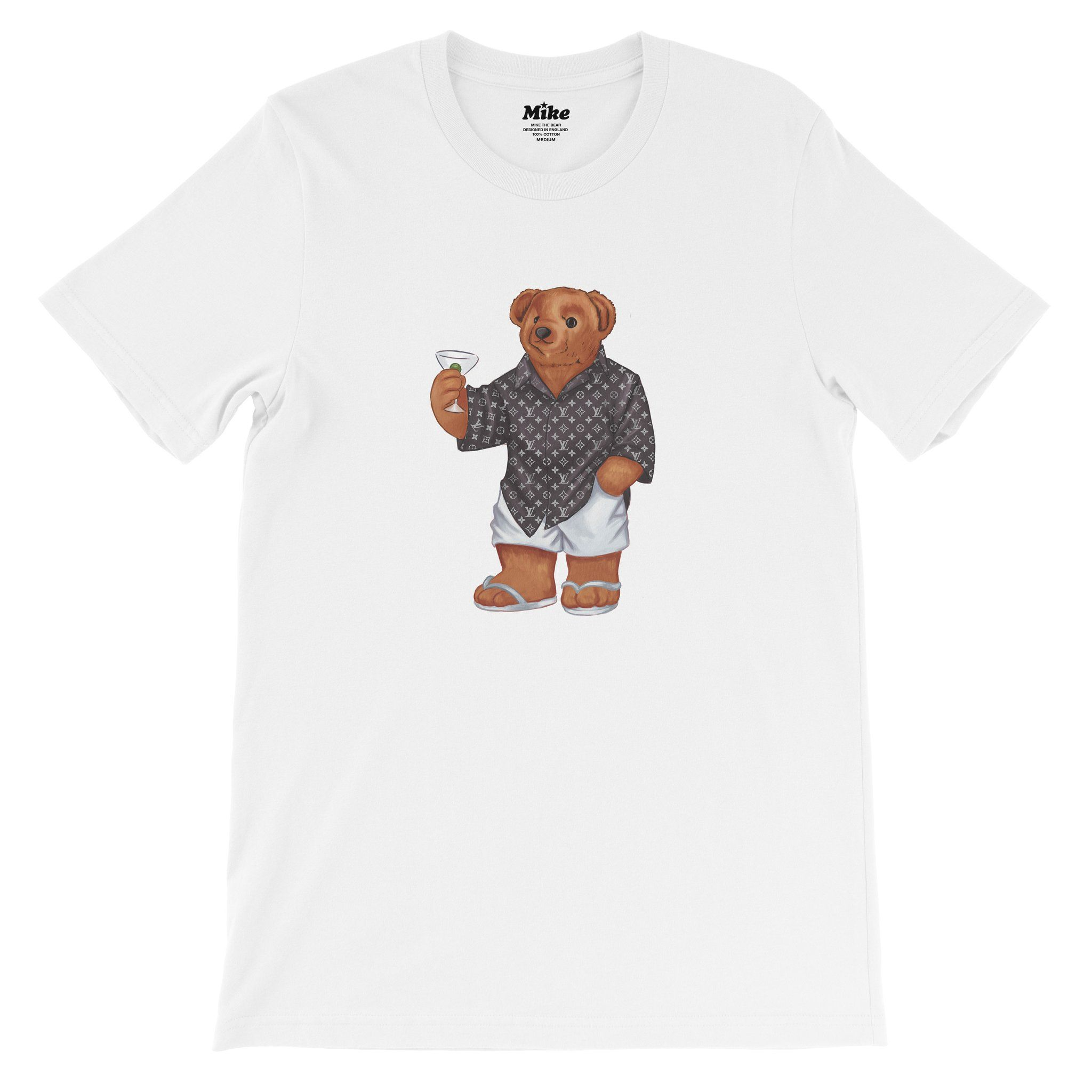 40883c3b8eae This Bear Wears Gucci, Louis Vuitton and Supreme - Valdour   Mike ...