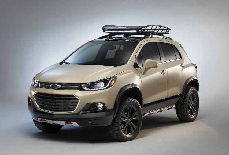 2019 Chevrolet Trax Premier Price Release Date Interior