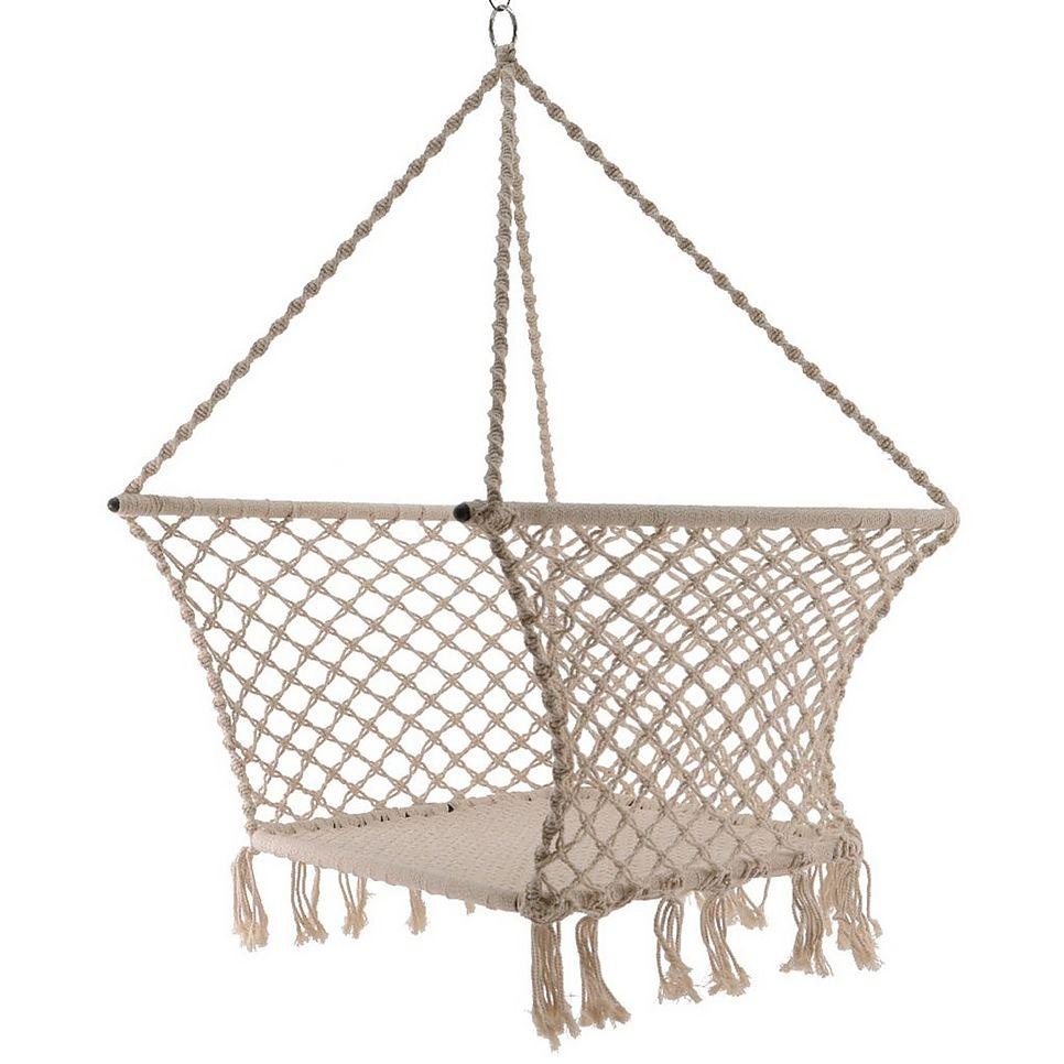 Hangstoel Van Touw.Hangstoel Stylist Annelies Home Decor Garden Furniture En