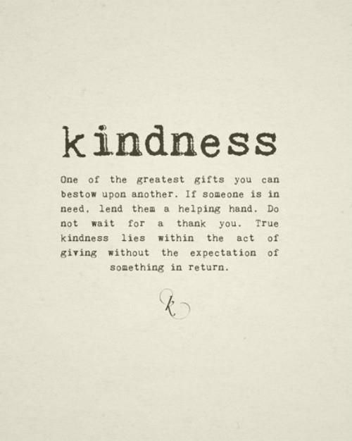 kindness as the measure of a person - Google Search