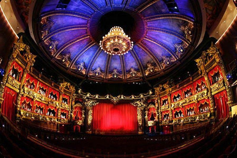 The Phantom of the Opera Stage Las vegas shows