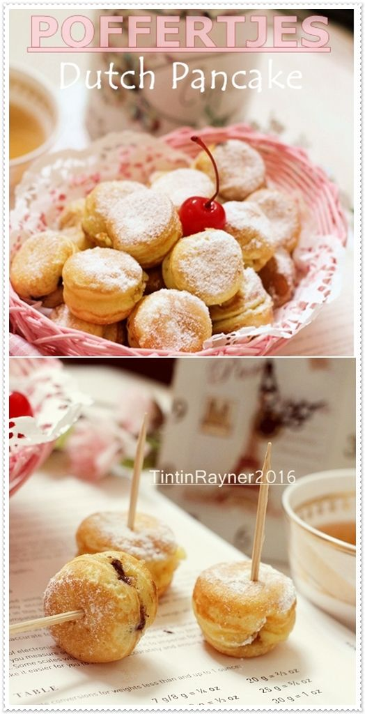 Poffertjes Dutch Mini Pancake