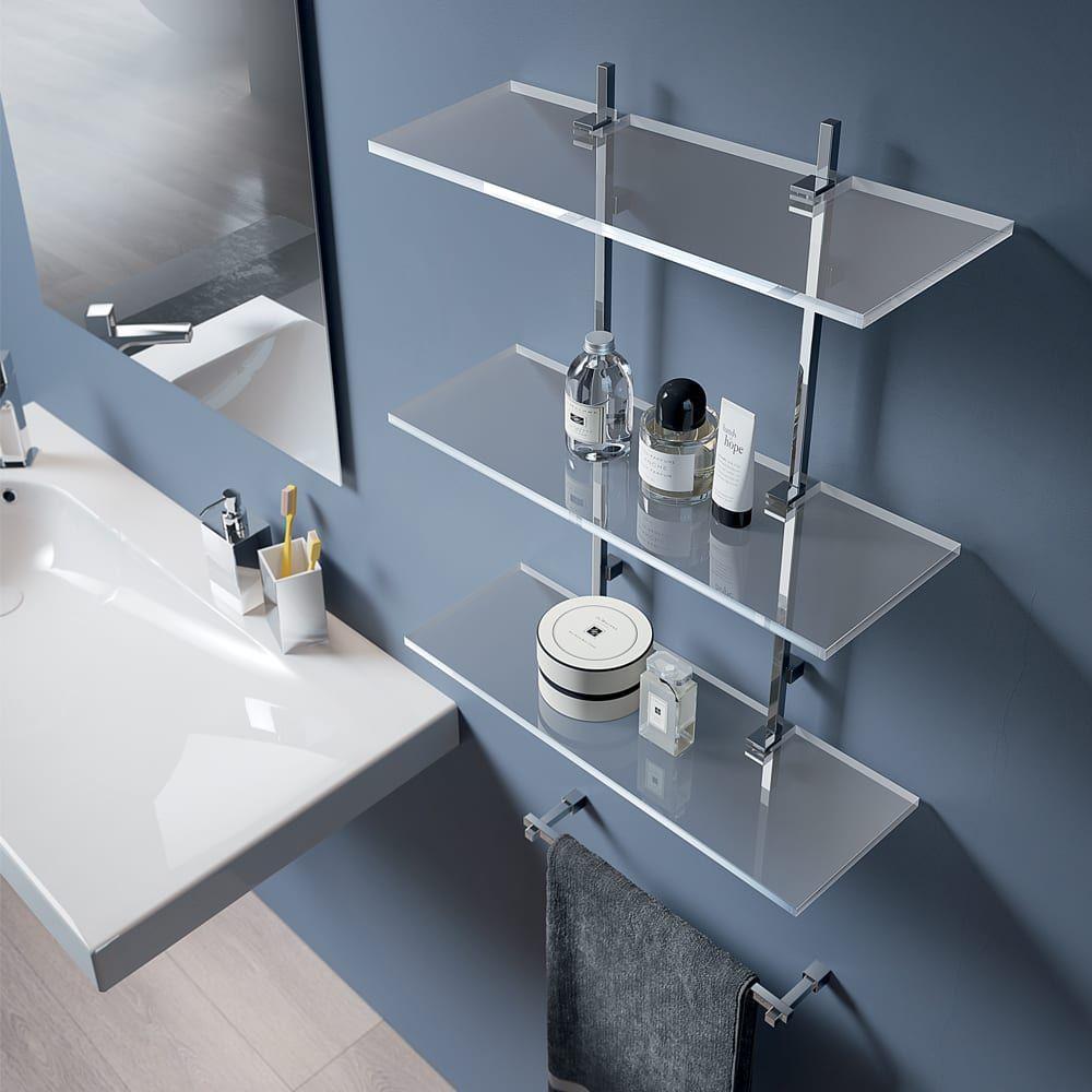 Accessori Da Bagno Mensole Bathroom Accessories Shelves Carlo