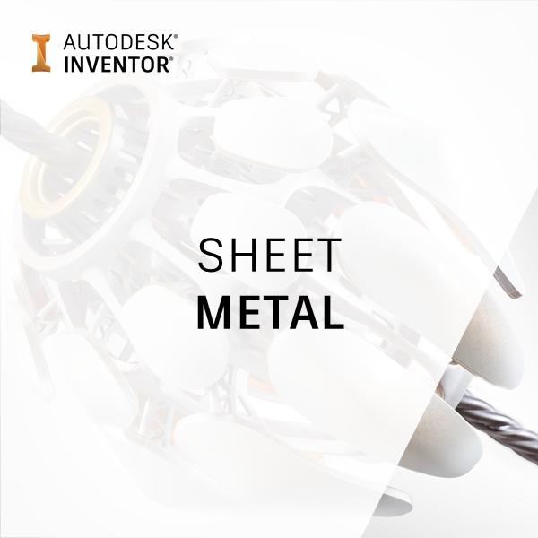 Autodesk Inventor Sheet Metal In 2020 Autodesk Inventor Sheet Metal Autodesk