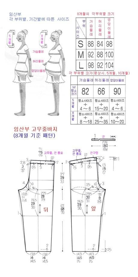 SEW A PANT FOR MOTHER | Sewing Patterns / Costura Patrones | Pinterest
