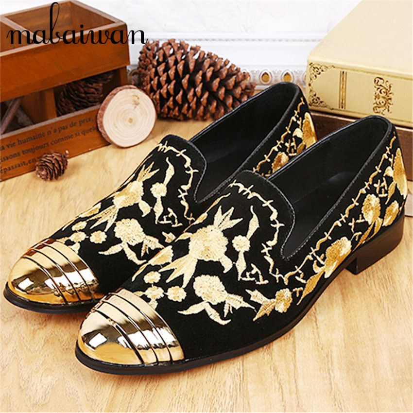 Click to Buy << 2017 Fashion Wedding Dress Shoes Flats Trainers ...