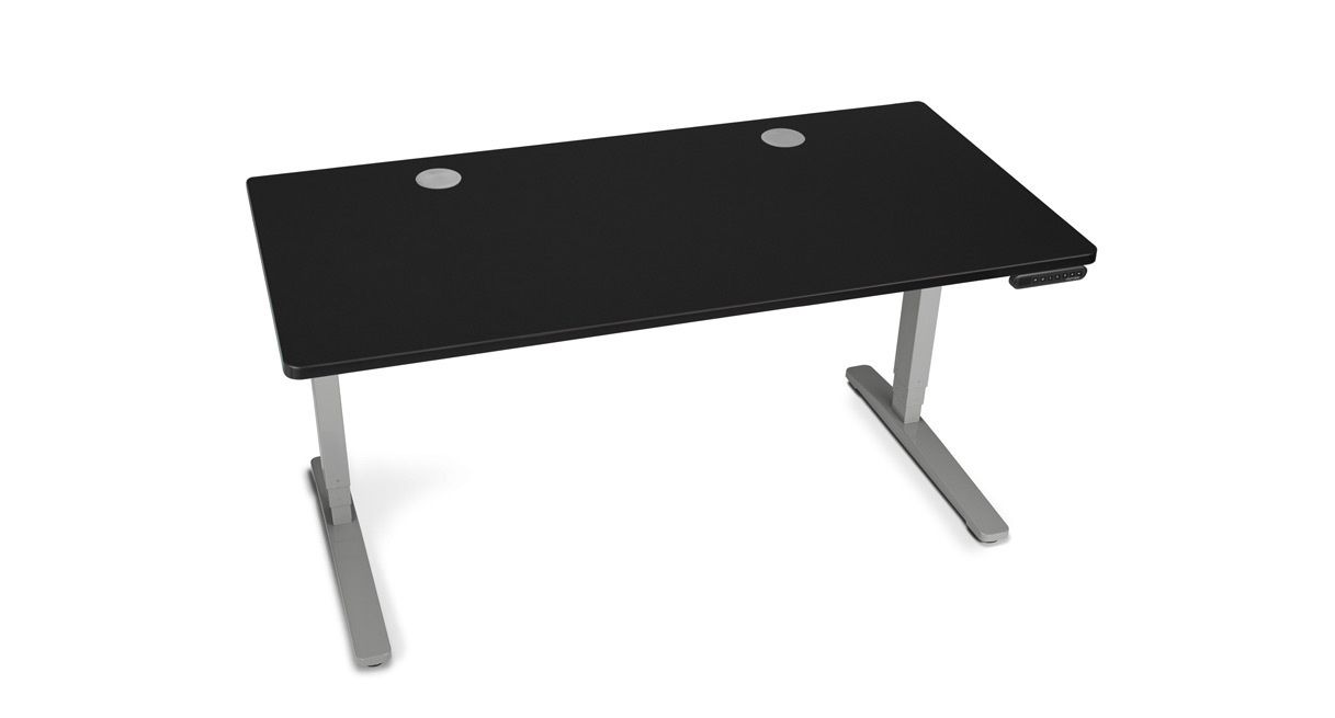 Adjustable Height Office Desk - ashley Furniture Home Office Check ...