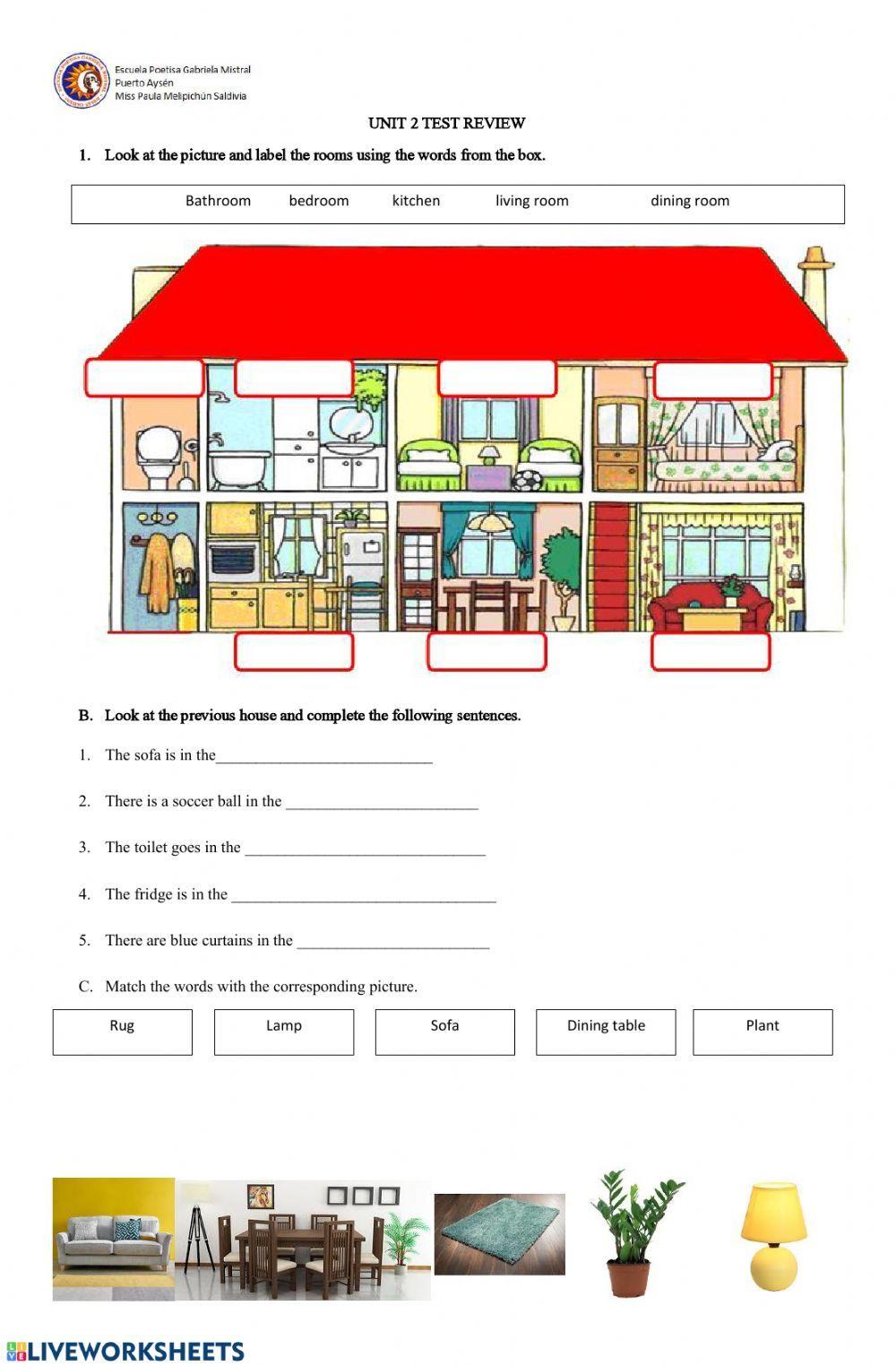Unit 2 5th grade Interactive worksheet в 2020 г
