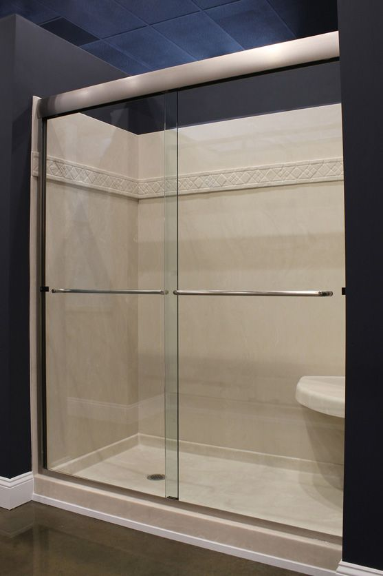 3 Wall Shower Cultured Marble Tub Shower Combo Shower Tub Shower