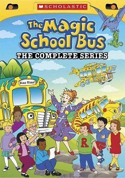 Magic School Bus Science Magic School Bus Magic School School Bus