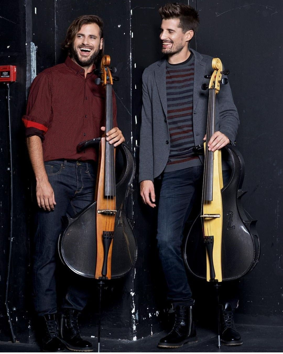2Cellos    Luka Sulic and Stjepan Hauser | Music in 2019