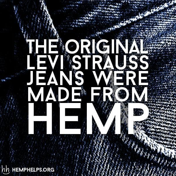 Hemp is the perfect textile for apparel! It's 8x stronger ...