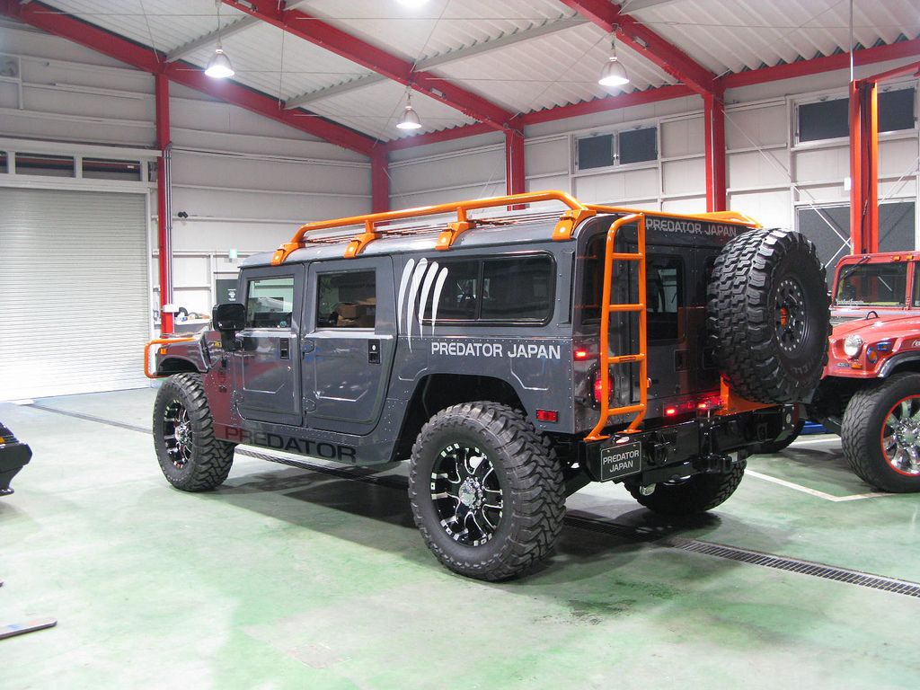 Predator Gallery Predator Inc Hummer Parts