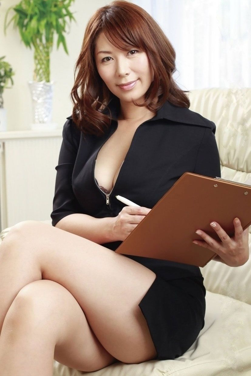 Exotic asian milf