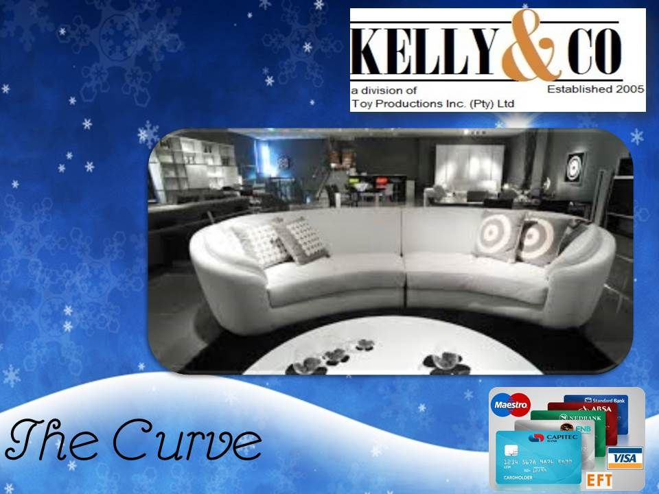 The Curve - contact Ashley - 082 523 3867 - ashley@toyproduction.co.za custom made especially for you and your home.