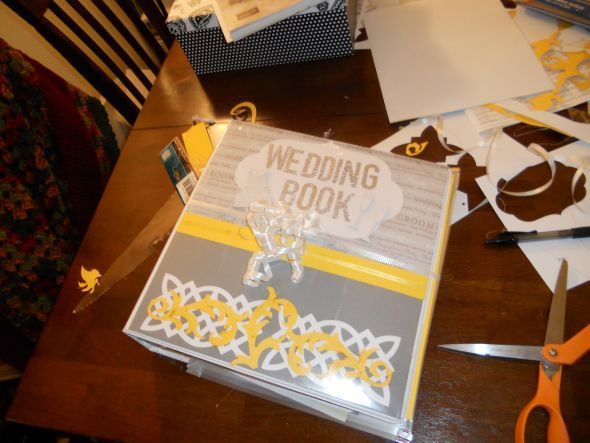 Gifts For Wedding Planning: DIY Wedding Planner! : Wedding Binder Bridal Gifts