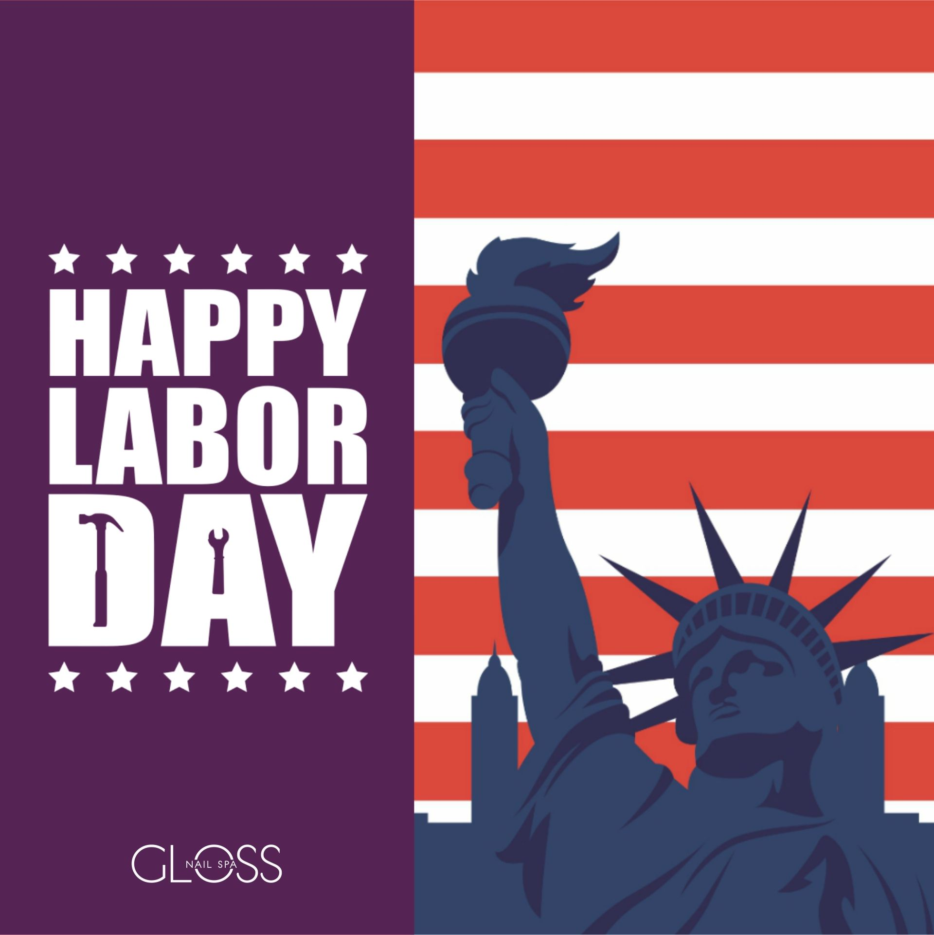 Let Your Work Speaks For You Happy Labor Day To Everyone On Labor Day We Give Thanks For Our Ability To Work Happy Labor Day Hard Work And Dedication Happy