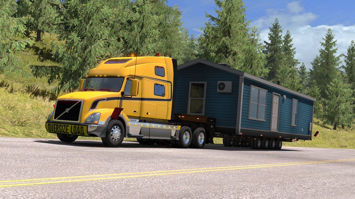 Scs Software Scssoftware Twitter American Truck Simulator