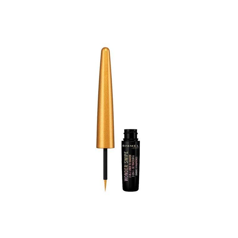 Rimmel london wonder swipe 2 in 1 glitter eyeliner to eyeshadow 002 instafamous 1.7ml