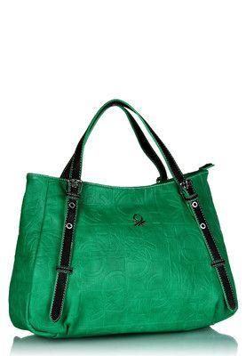 Ucb Green Handbag Price Rs 4999