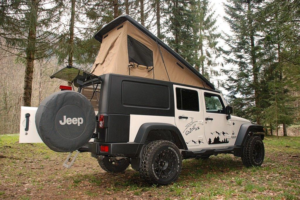 gazell jk camper. Black Bedroom Furniture Sets. Home Design Ideas