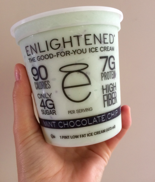 Move Over Halo Top, There's a New Healthy Ice Cream in Town | Food/Drinks | Healthy ice cream ...