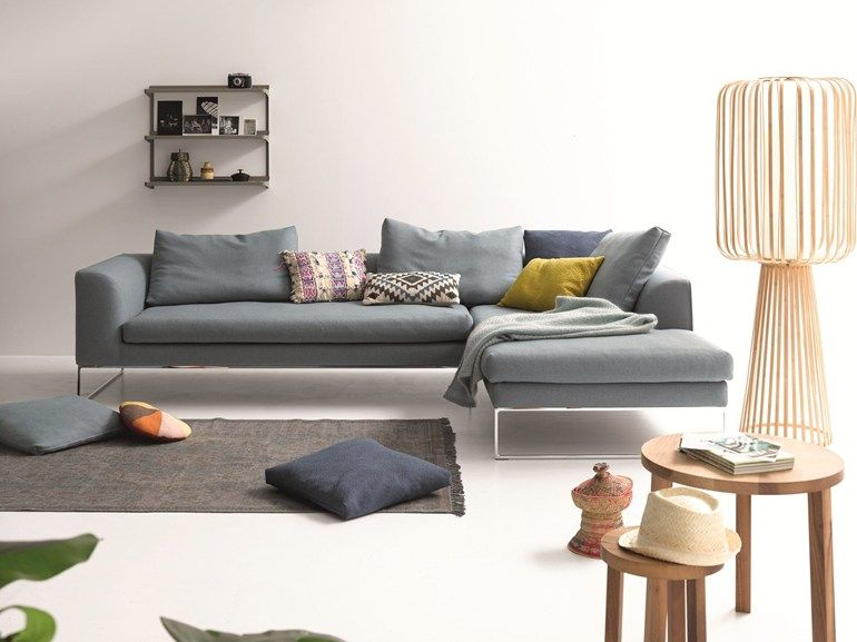 Sectional Upholstered Sofa MELL LOUNGE | Sectional Sofa   COR Sitzmöbel  Helmut Lübke