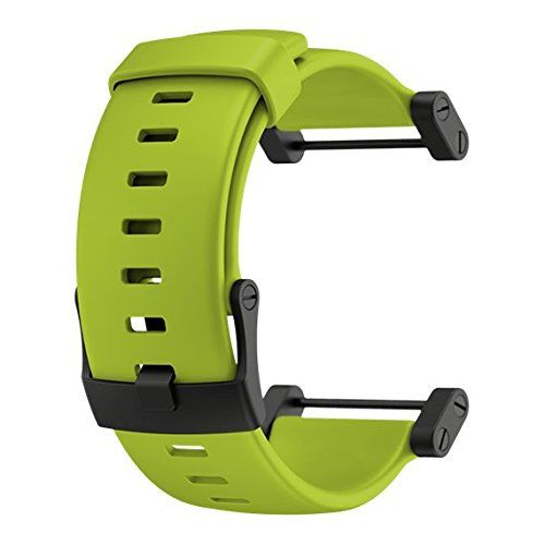 Suunto 2015 Core Replacement Silicone Strap Lime >>> Read more  at the image link.