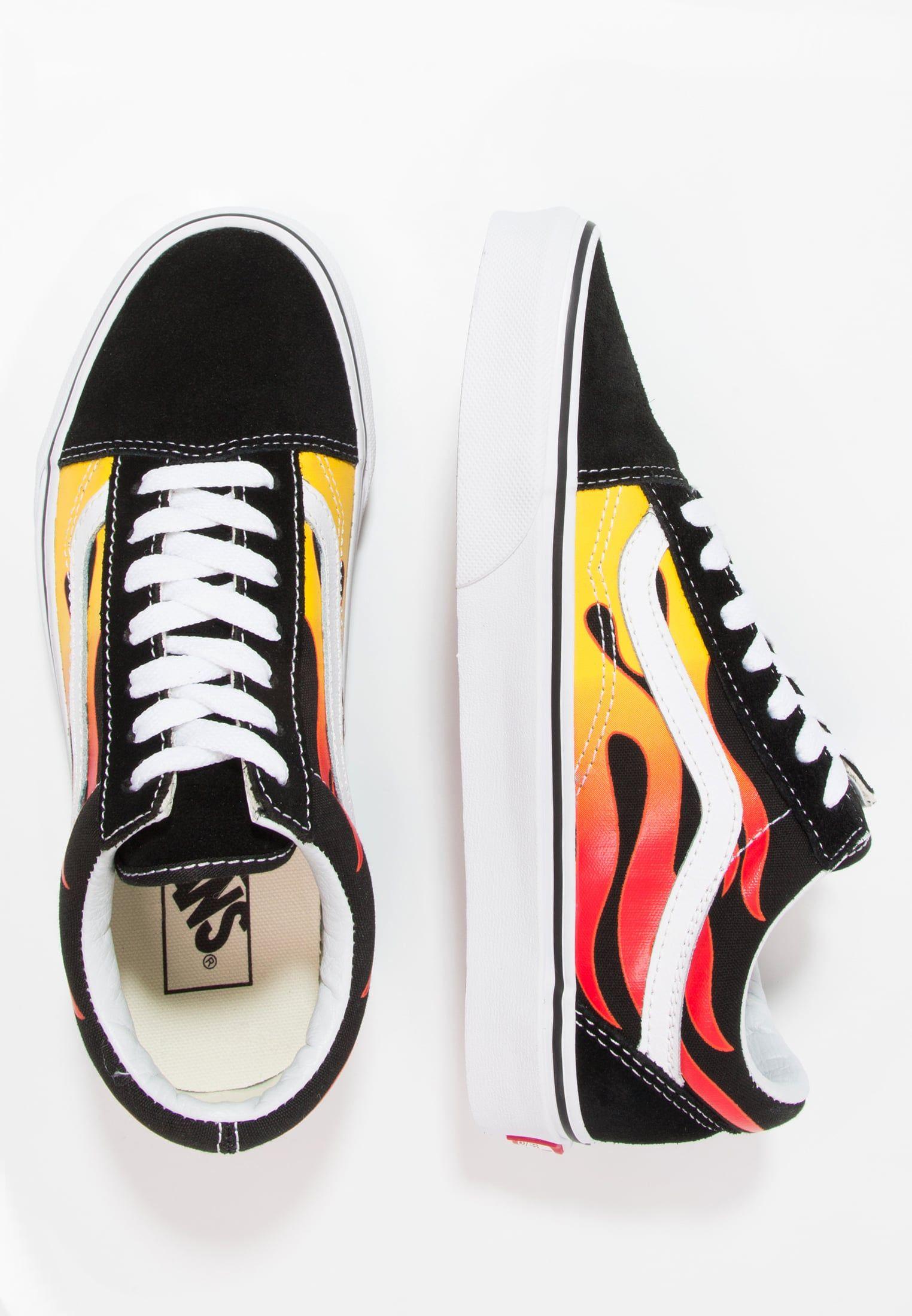 8e83b26a20ad55 Köp Vans OLD SKOOL - Sneakers - black true white för 799