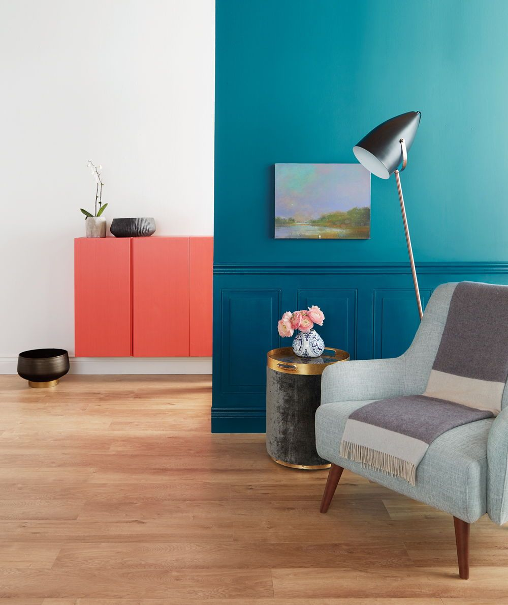 Diy Paint Ideas One Room Three Looks Best Paint Colors Home Decor Home