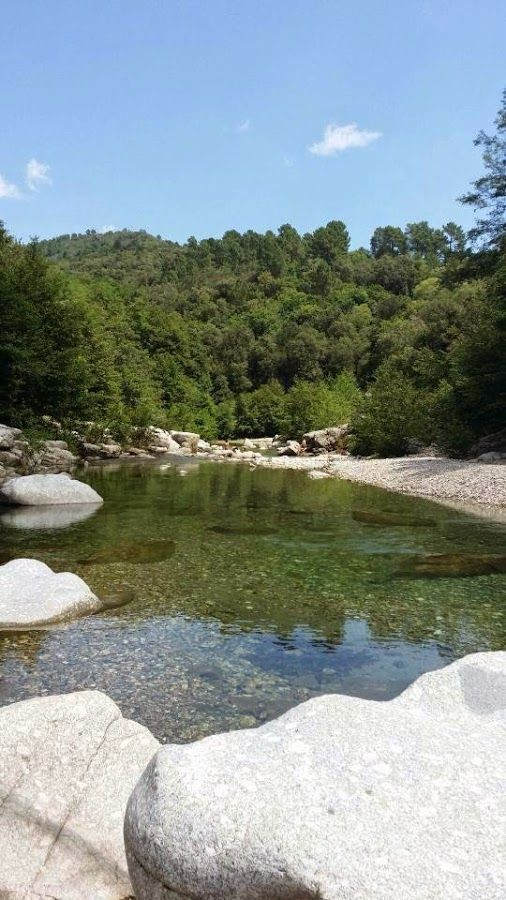 Le Pont des Abarines... un lieu magique pour la baignade #Anduze