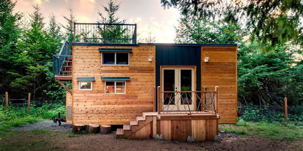 60 Incredible Tiny Houses Youll Hardly Believe Are Real Tiny
