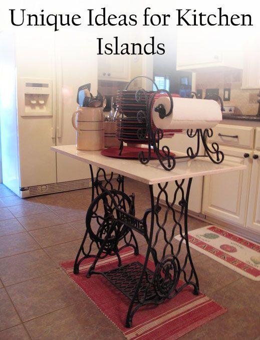 Unique-Ideas-for-Kitchen-Islandsjpg 519×678 pixels shrug