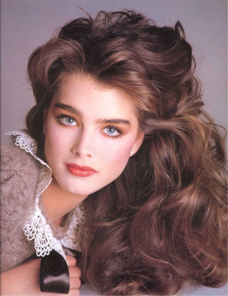 pimpandhost.com Lolitas Seduced by a real life Lolita... Brooke Shields