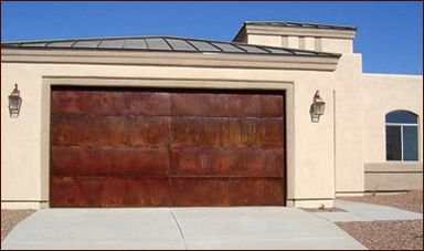 Custom Garage Door By Kaiser Doors Gates