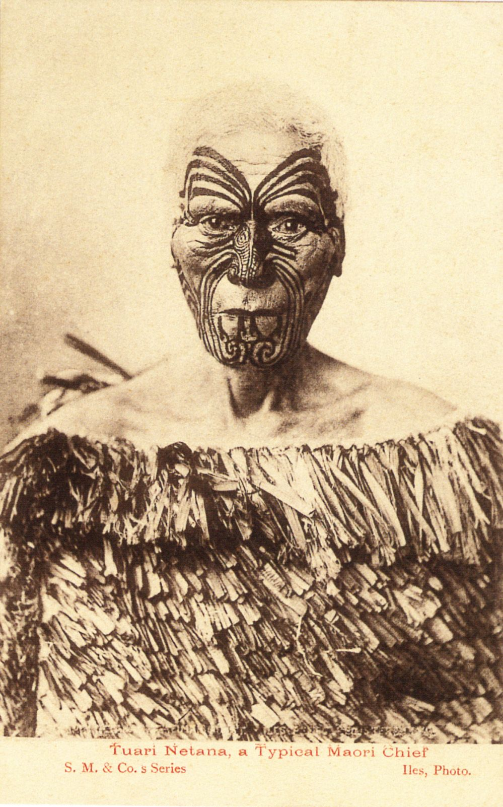 Maori, People And