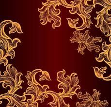 Image Result For Red And Gold Wedding Background Design