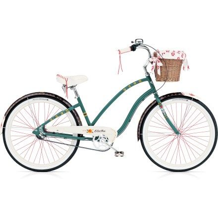 Electra bicycle (with a basket!)