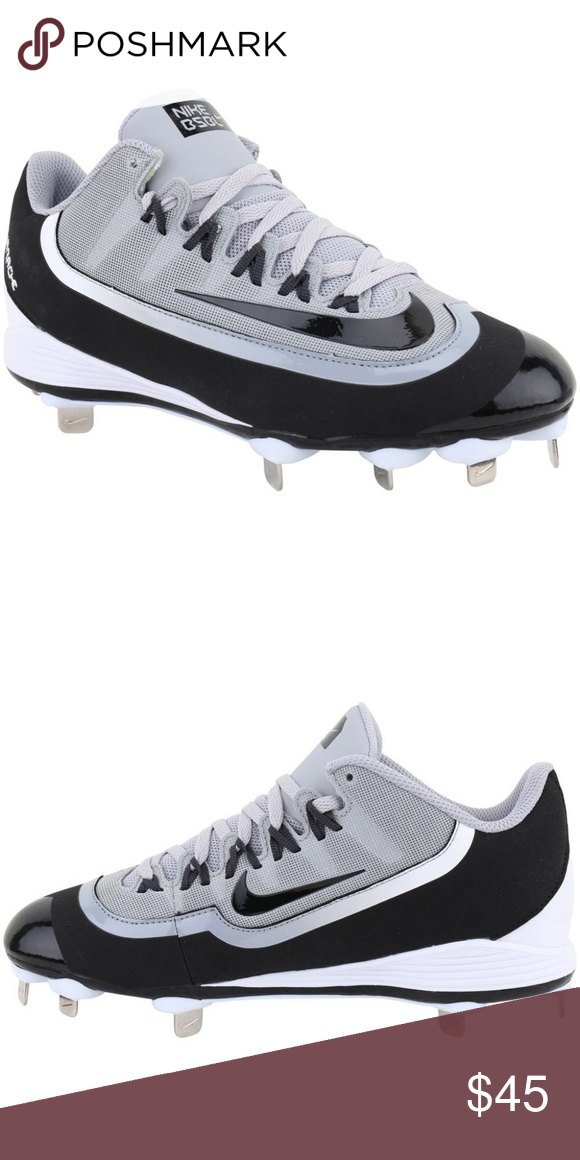 ed6b0d1eb41 Spotted while shopping on Poshmark  Nike Huarache 2KFilth Pro Low Metal Men s  Cleat!  poshmark  fashion  shopping  style  Nike  Other