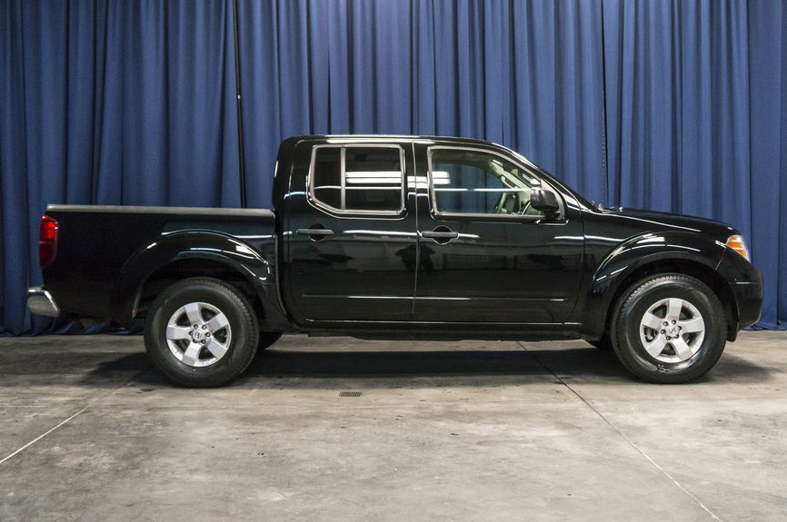NWMS Delivers : 2013 Nissan Frontier Crew Cab SV Pickup 4D 5 ft ...