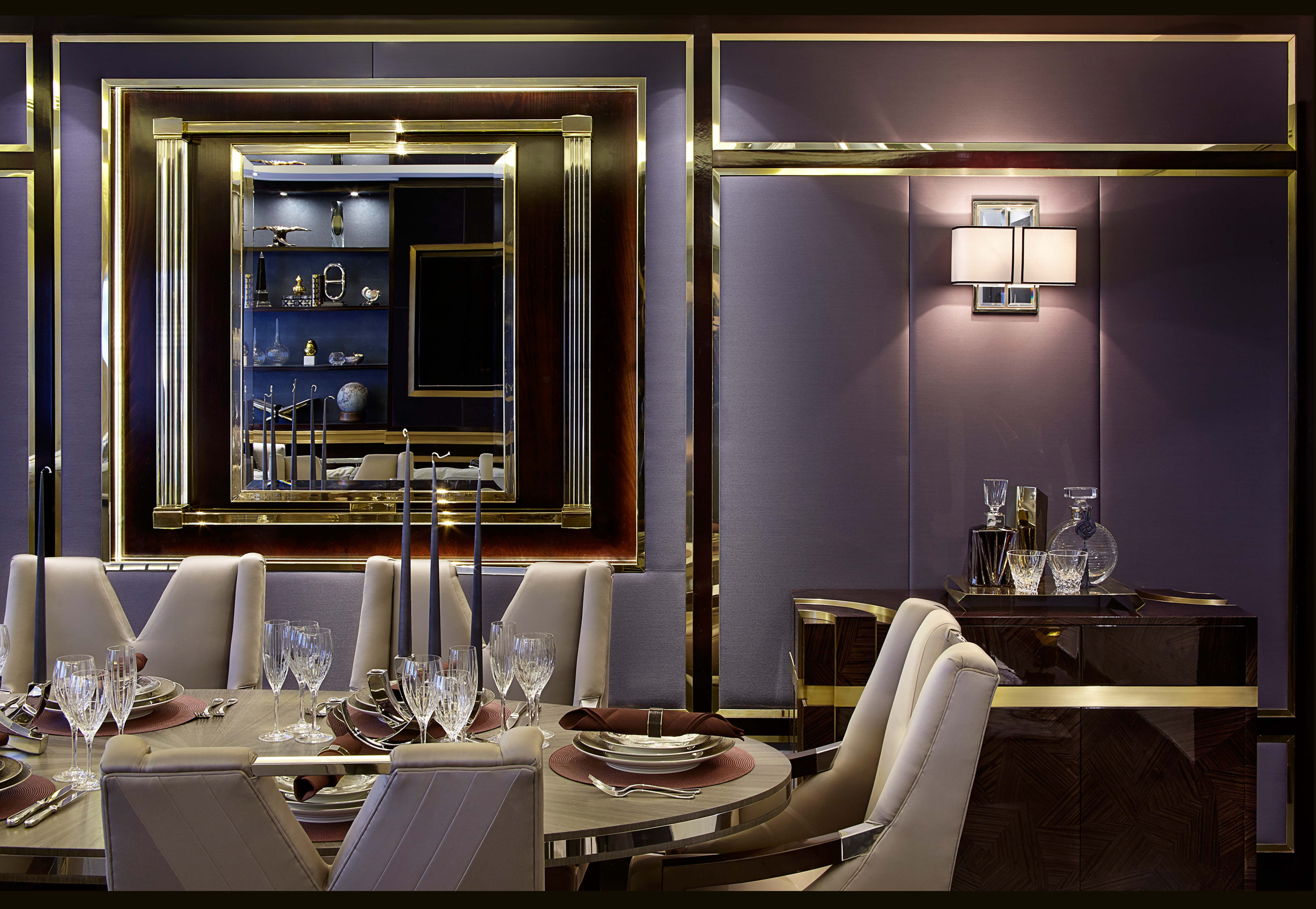 Interior designers in london katharine pooley luxury for Design firms london