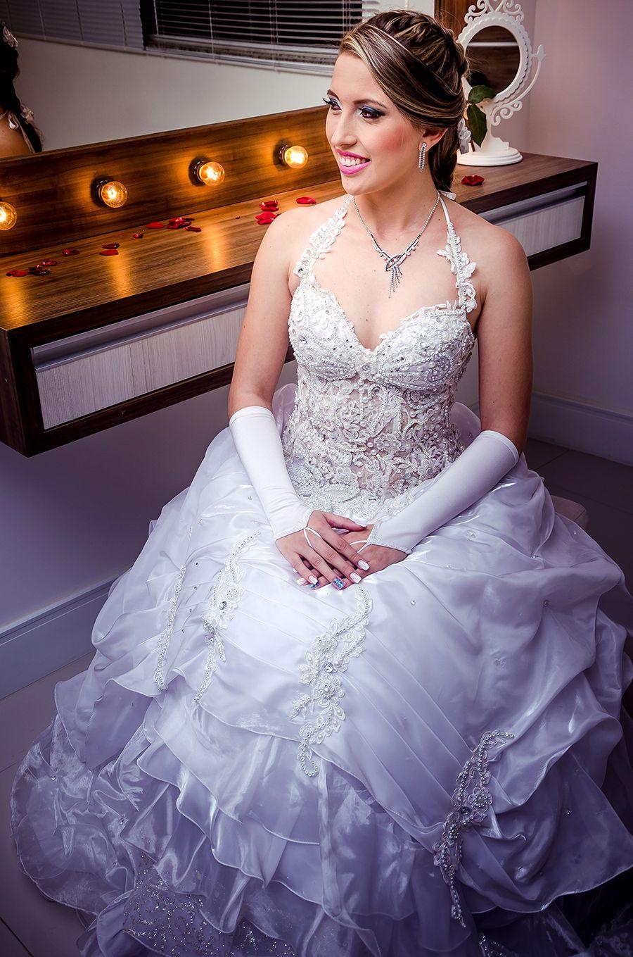 Casamento Vanessa e Alan | dia da noiva #bkreventos #joinville #casamentos