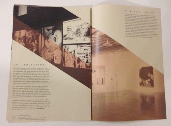 Art \ Music Series Brochure Template Cool 2 Pinterest - music brochure