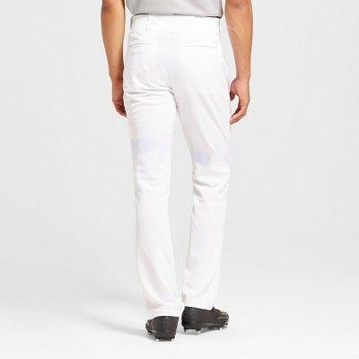 Men's Baseball Pants - C9 Champion White Xxl