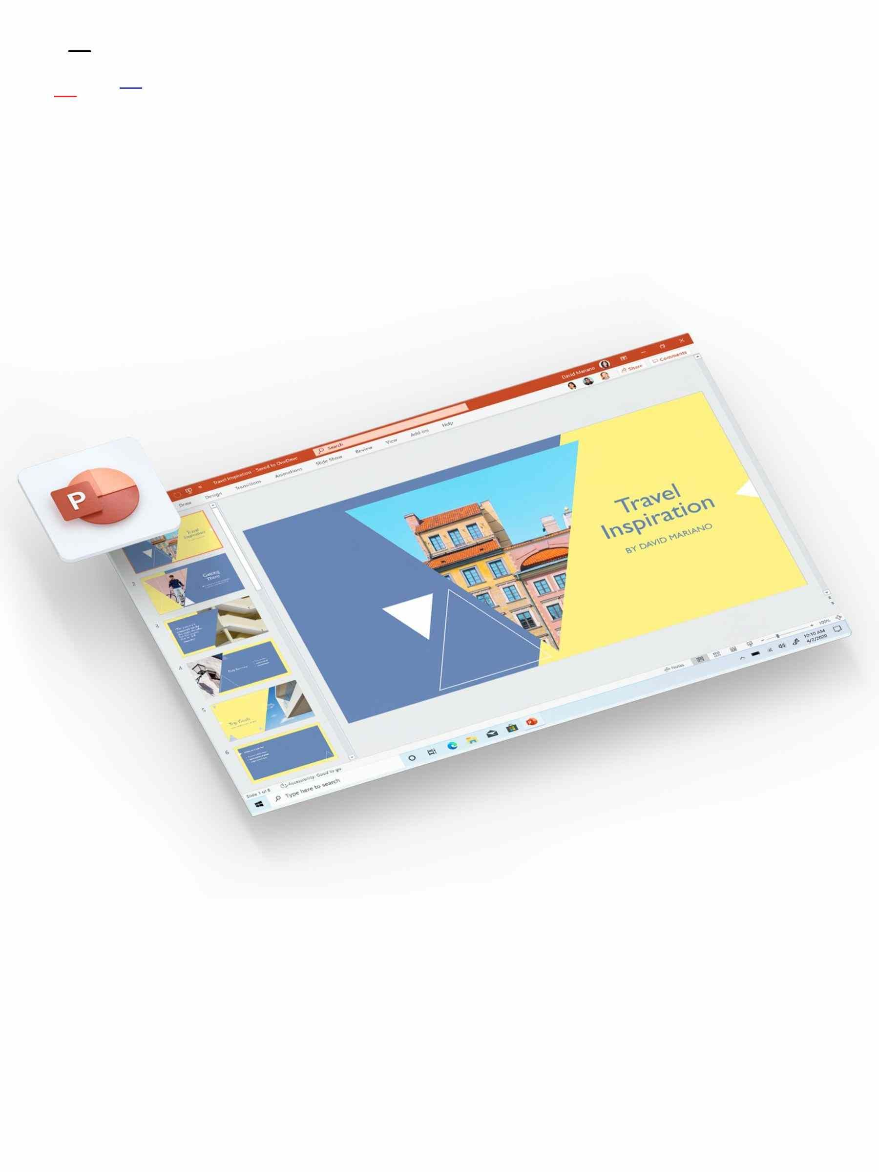 Microsoft 365 Family, Office Software for up to 6 people