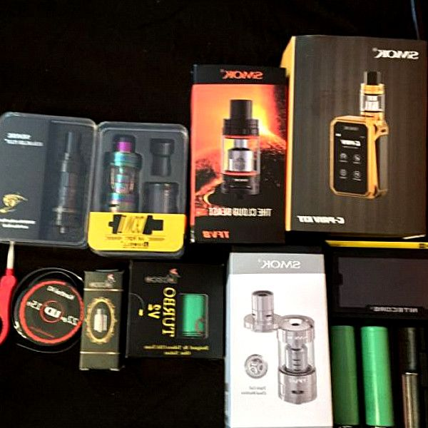 Buy, Sell, Trade, Pawn, or Consign new used Vape Mods, Vape