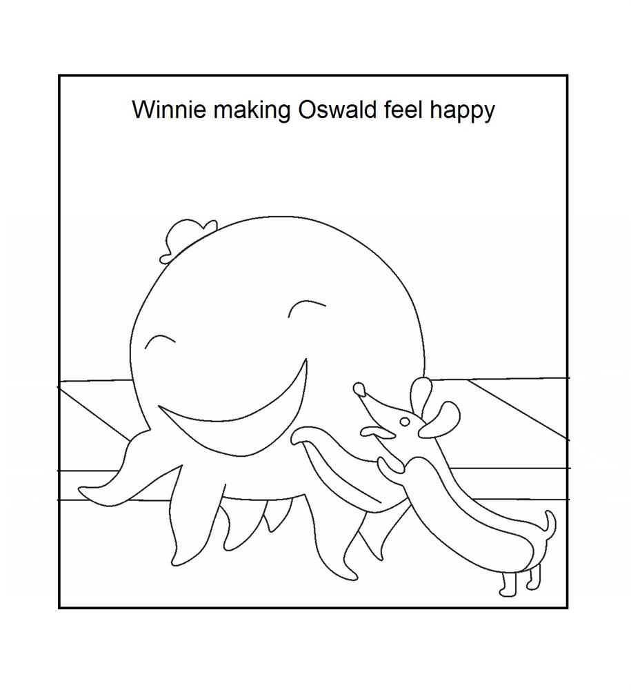 Hard to Find Images: Oswald the Octopus | weenies | Pinterest | Find ...