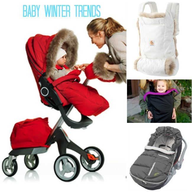 """Syncing Your Style: Winter Trends for Baby 