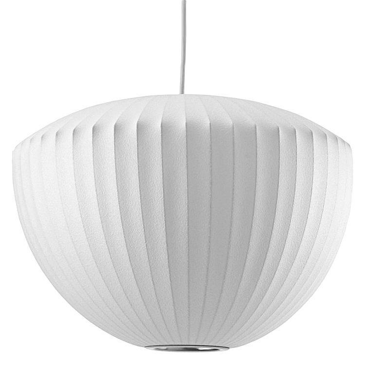 Replica Nelson Bubble Pendant Light, Apple