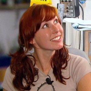 from mythbusters girl Redhead
